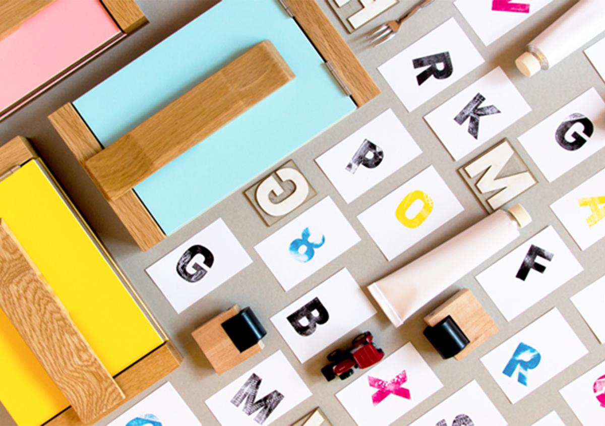 (写真2) | 「Paper Parade Lab. 02 COLOR」展に行ってきました - 生田信一(ファーインク) | 活版印刷研究所
