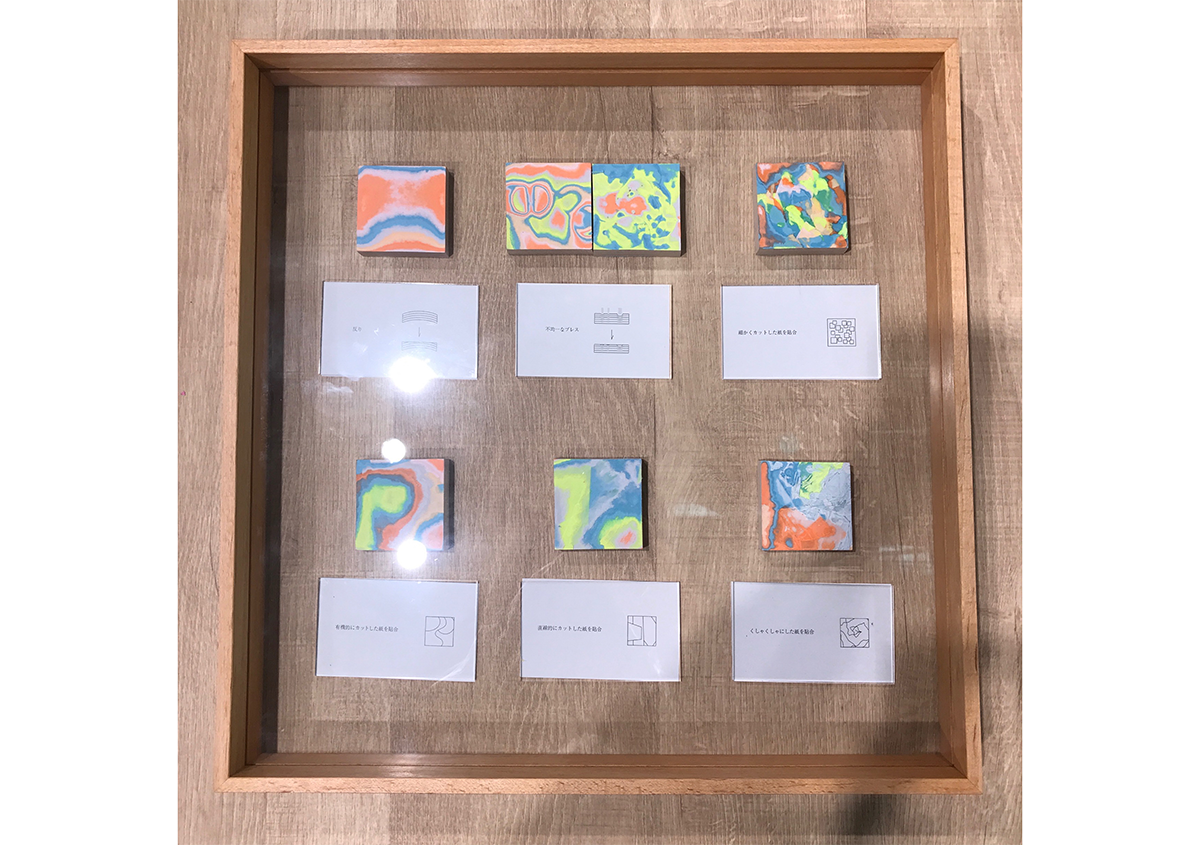 (写真20) | 「Paper Parade Lab. 02 COLOR」展に行ってきました - 生田信一(ファーインク) | 活版印刷研究所