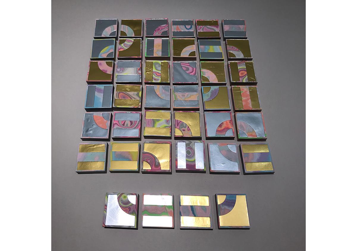 (写真25) | 「Paper Parade Lab. 02 COLOR」展に行ってきました - 生田信一(ファーインク) | 活版印刷研究所