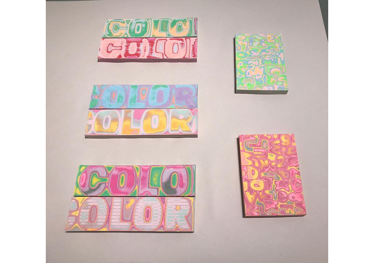 (写真26) | 「Paper Parade Lab. 02 COLOR」展に行ってきました - 生田信一(ファーインク) | 活版印刷研究所