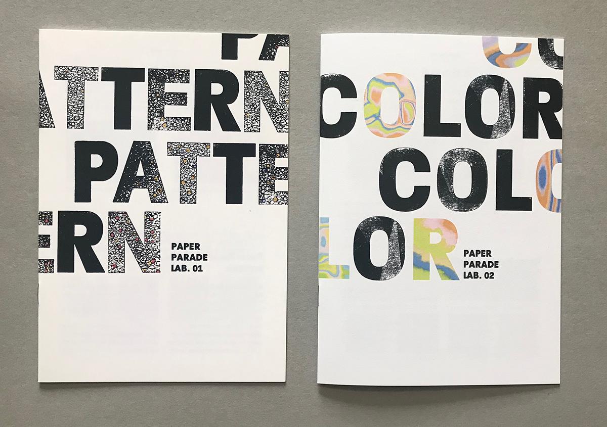 (写真5) | 「Paper Parade Lab. 02 COLOR」展に行ってきました - 生田信一(ファーインク) | 活版印刷研究所
