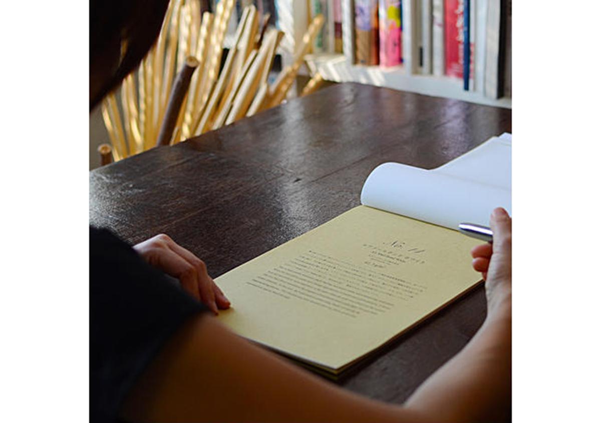 写真5 | 「日本一面白い紙屋さん」を目指して 山本紙業 - 白須美紀 | 活版印刷研究所