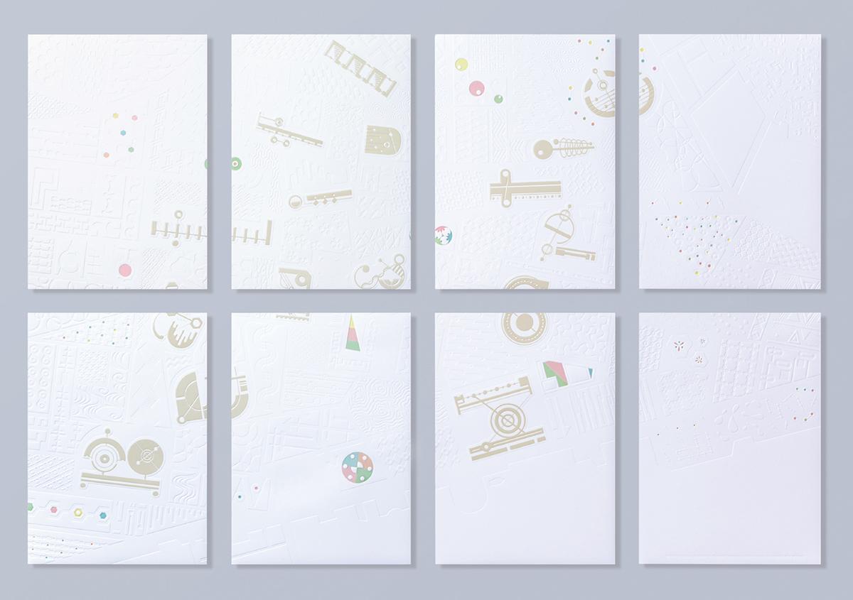 (写真13) | 『AOYAMA CREATORS STOCK 16 内田喜基展 Kanamono Art Exhibition at Takeo』に行ってきました - 生田信一(ファーインク) | 活版印刷研究所