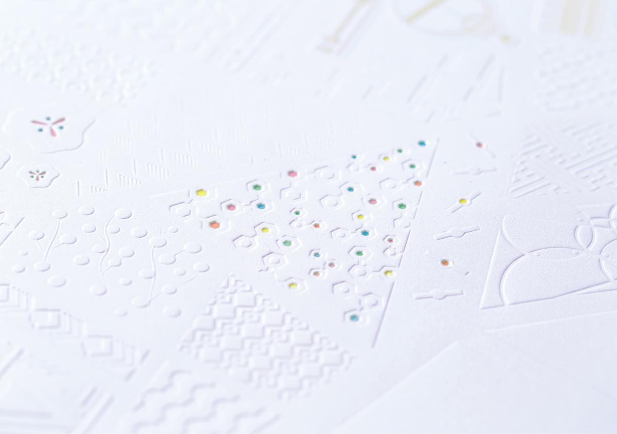 (写真15) | 『AOYAMA CREATORS STOCK 16 内田喜基展 Kanamono Art Exhibition at Takeo』に行ってきました - 生田信一(ファーインク) | 活版印刷研究所