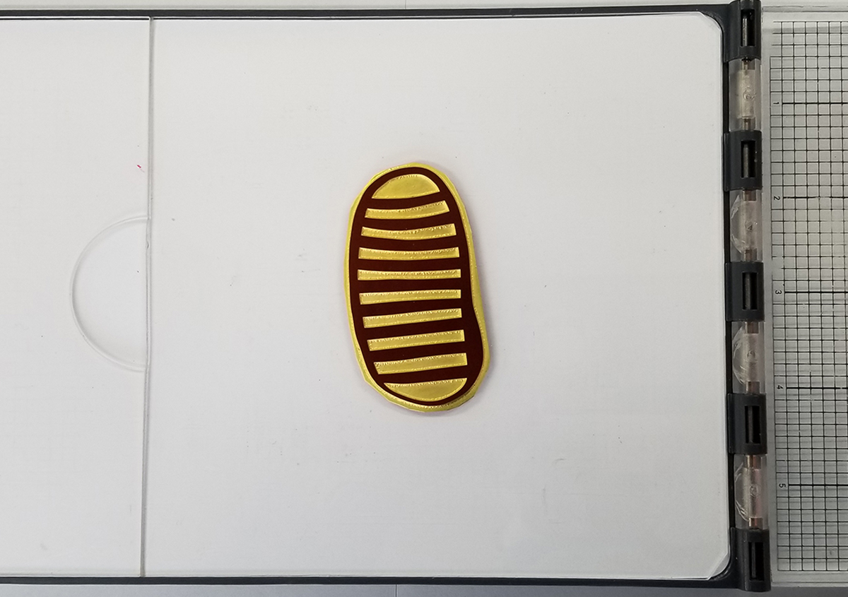 (写真3) | 足跡4 - (株)和光 | 活版印刷研究所