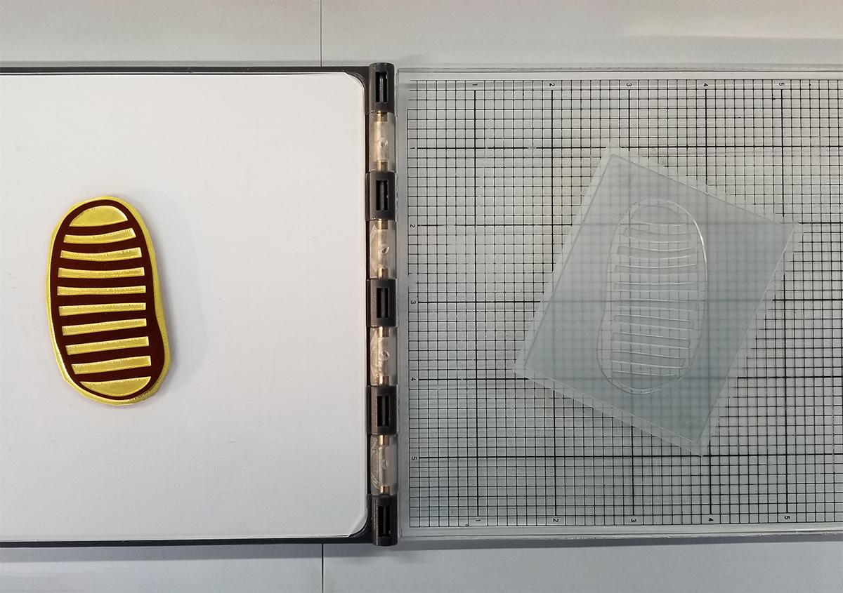 (写真6) | 足跡4 - (株)和光 | 活版印刷研究所