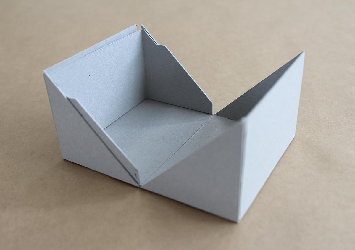 (写真1) | これは便利! 篠原紙工が考案した〝名刺箱〟 - 生田信一(ファーインク) | 活版印刷研究所