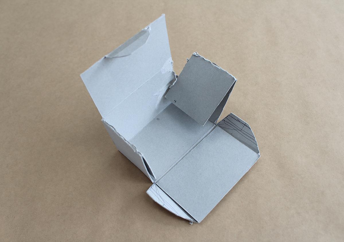 (写真3) | これは便利! 篠原紙工が考案した〝名刺箱〟 - 生田信一(ファーインク) | 活版印刷研究所