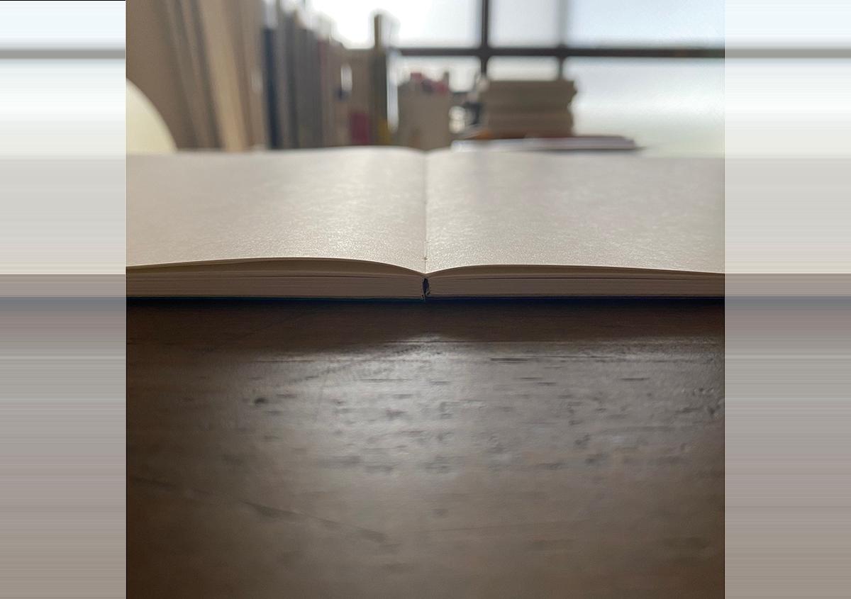 (写真29) | 錯視トリックノート「NOUTO」(改訂ベスト版)が発売 - 生田信一(ファーインク) | 活版印刷研究所