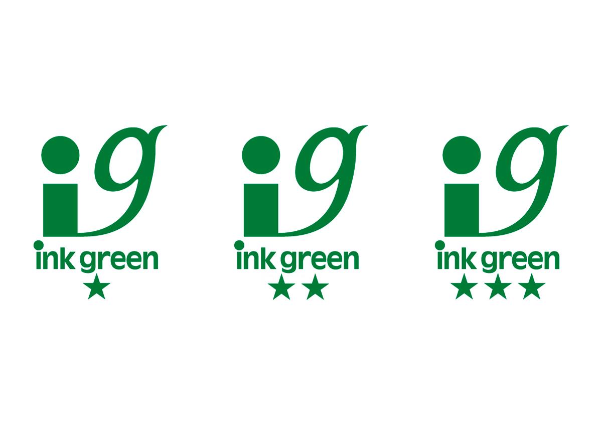 印刷に関連するマークについて – インキグリーンマーク –