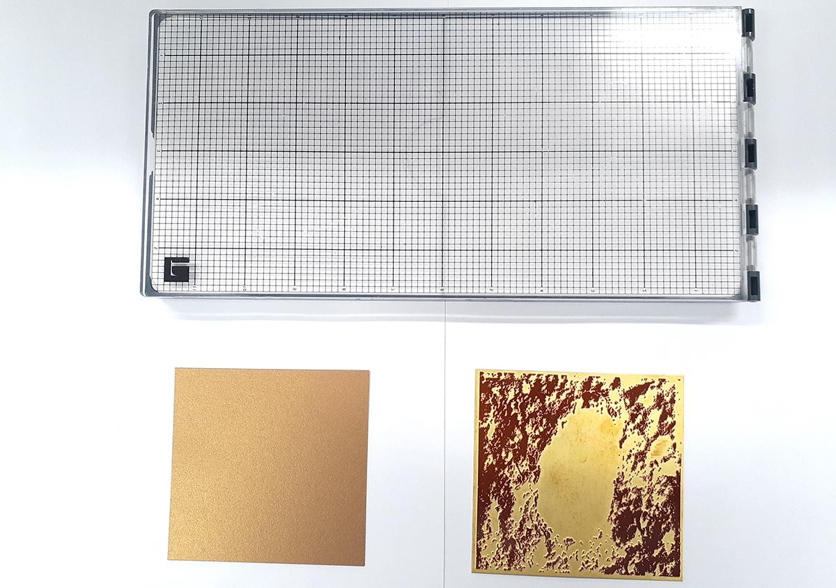 (写真1) | 足跡7 - (株)和光 | 活版印刷研究所