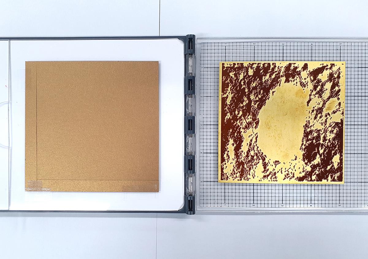 (写真4) | 足跡7 - (株)和光 | 活版印刷研究所