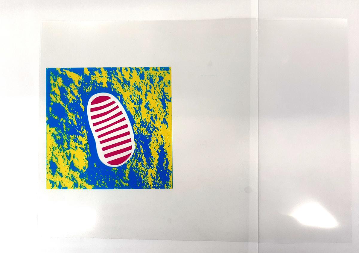 (写真1) | 足跡8 - (株)和光 | 活版印刷研究所