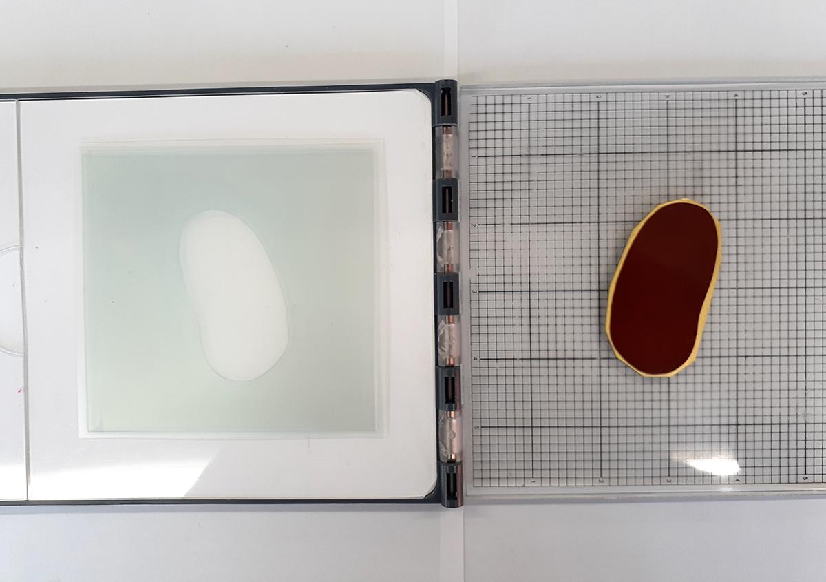 (写真5) | 足跡8 - (株)和光 | 活版印刷研究所