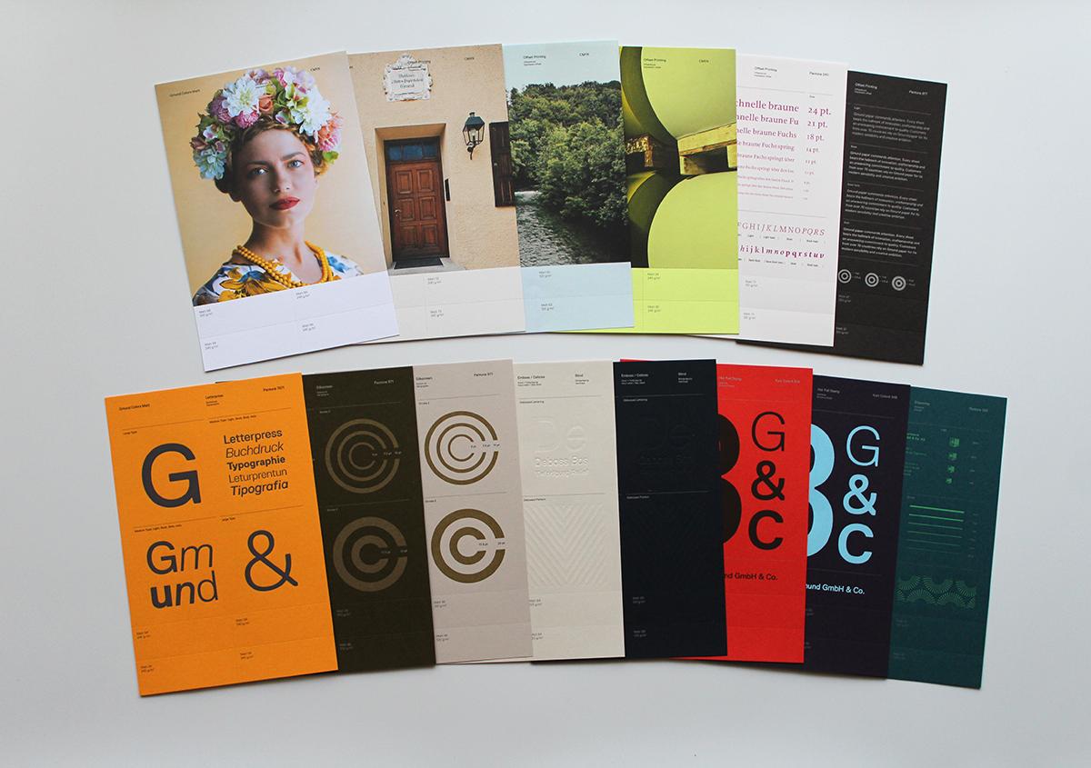 (写真11) | ファインペーパー「グムンドカラーマット-FS」の魅力 - 生田信一(ファーインク) | 活版印刷研究所