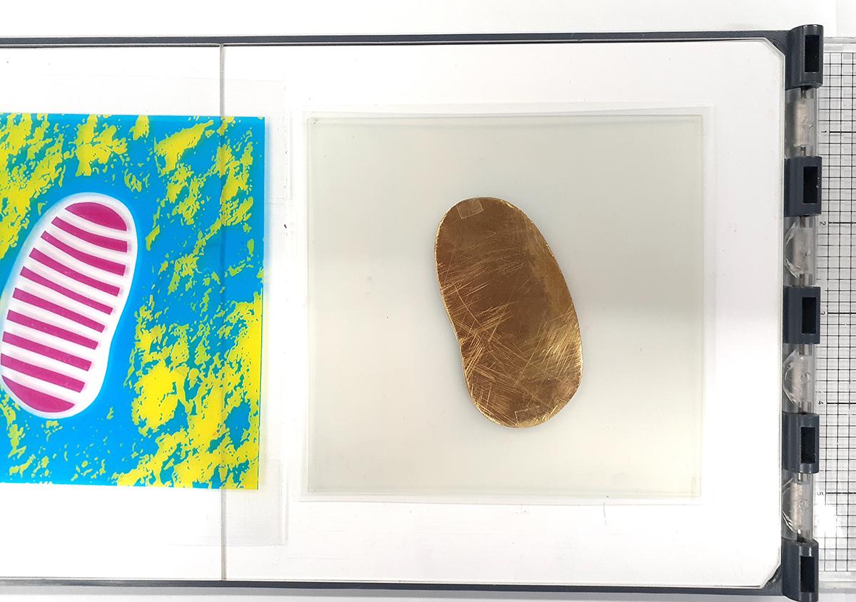 (写真5) | 足跡9 - (株)和光 | 活版印刷研究所