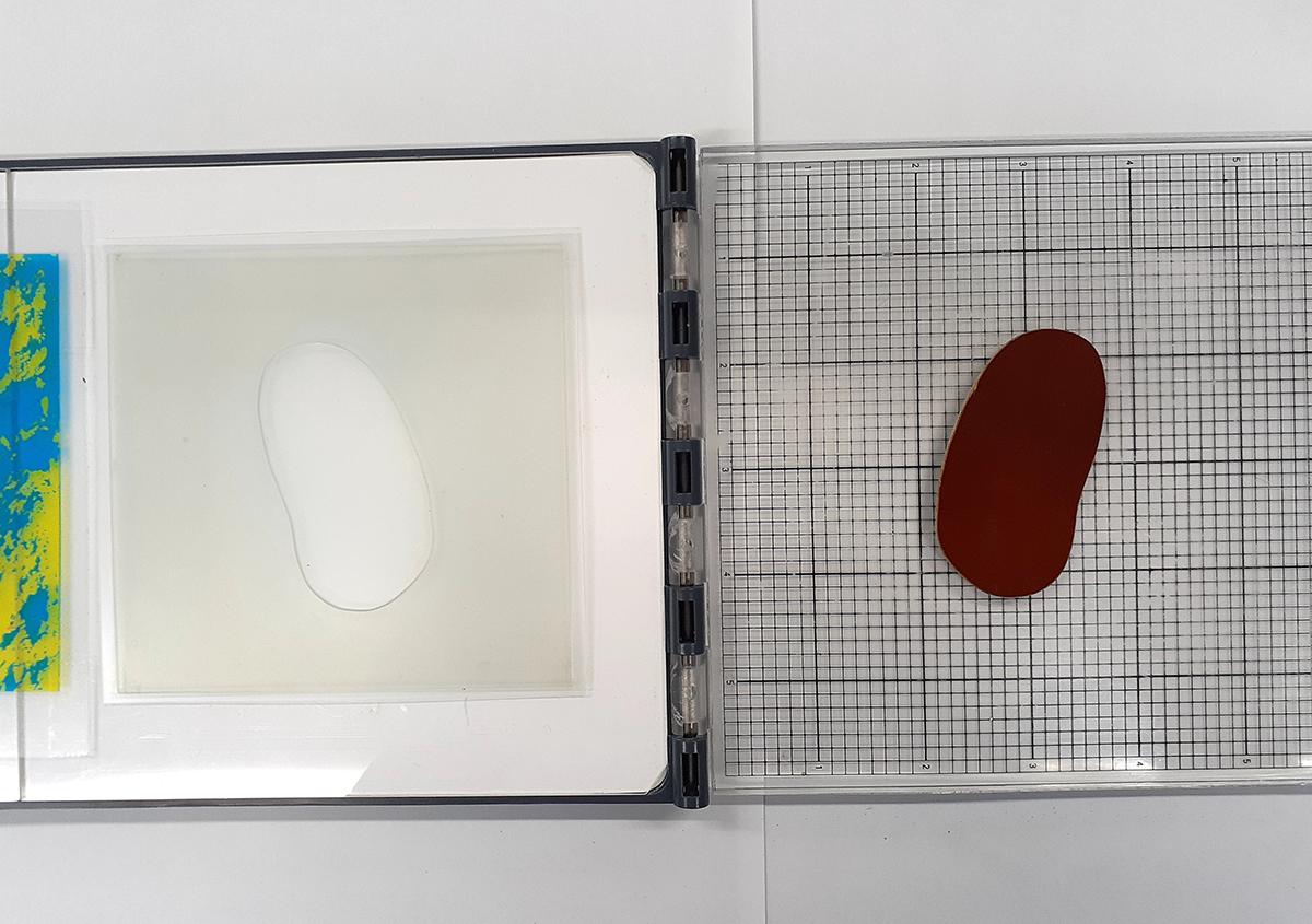 (写真6) | 足跡9 - (株)和光 | 活版印刷研究所