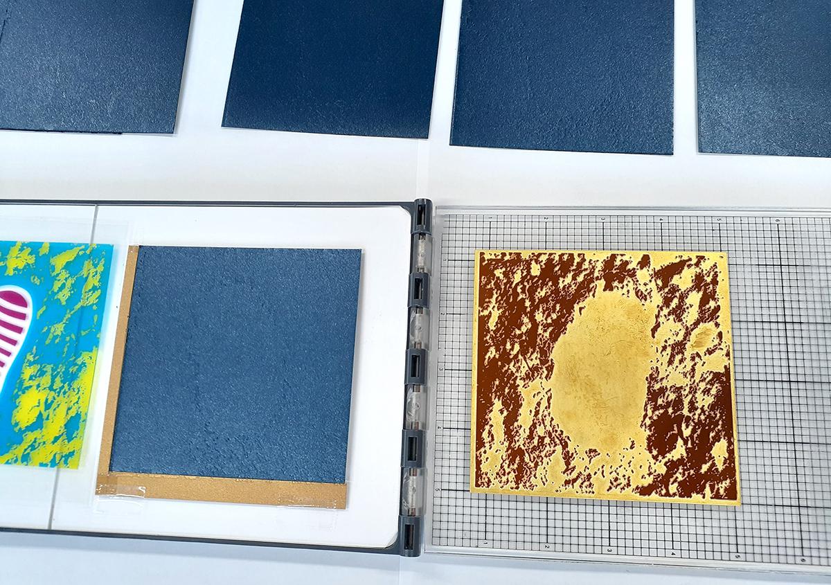 (写真1) | 足跡9 - (株)和光 | 活版印刷研究所