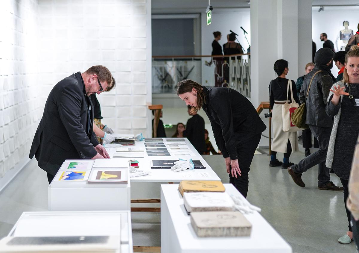 (写真18) | Albatro Designが手がける活版印刷のポスター、アートブック - 生田信一(ファーインク) | 活版印刷研究所