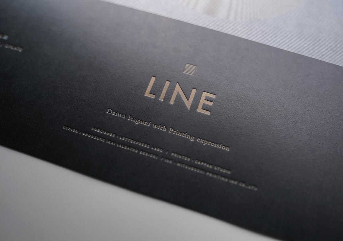 (写真5) | Albatro Designが手がける活版印刷のポスター、アートブック - 生田信一(ファーインク) | 活版印刷研究所