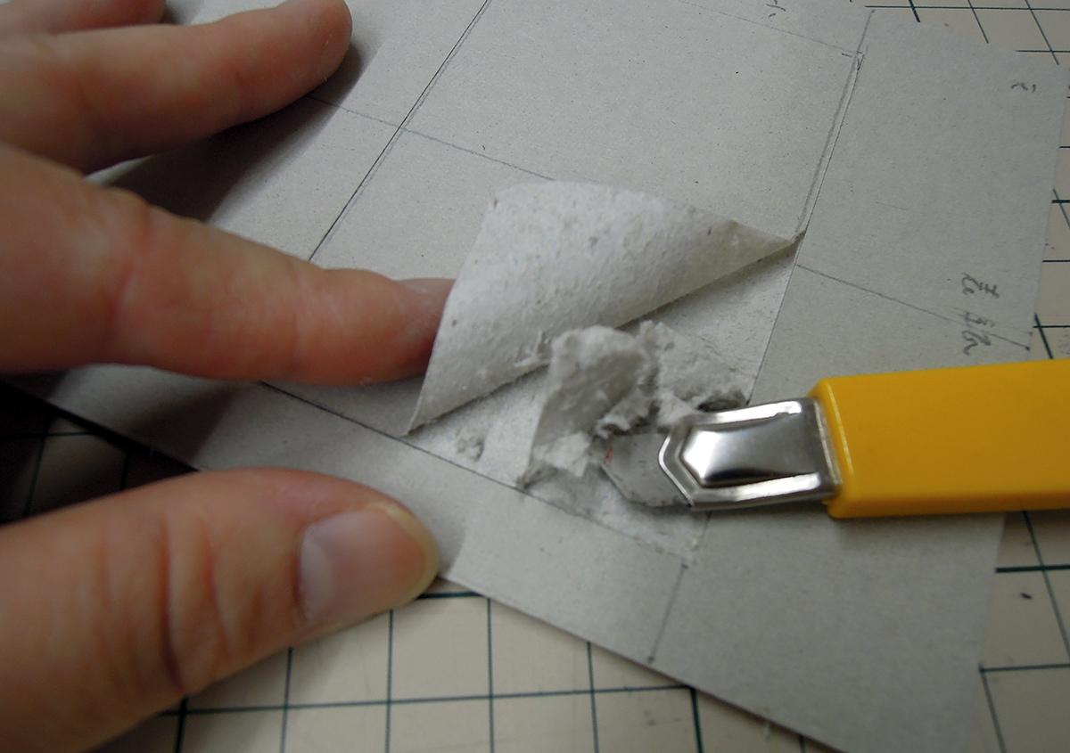 (写真5) | 文庫本の改装に挑戦!キットを使って。 - 京都大学図書館資料保存ワークショップ | 活版印刷研究所