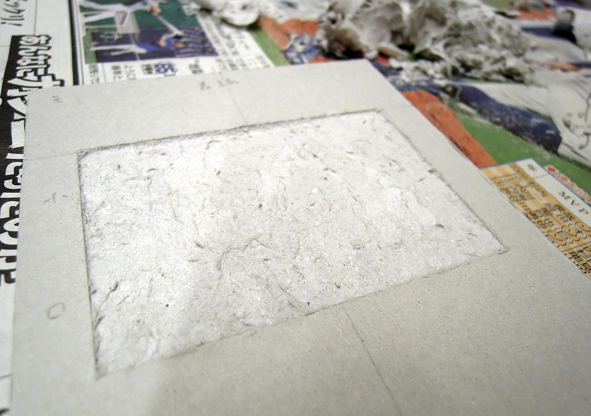 (写真6) | 文庫本の改装に挑戦!キットを使って。 - 京都大学図書館資料保存ワークショップ | 活版印刷研究所