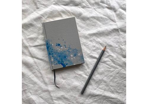 (写真1) | 物語が生まれる「白紙の本」 手製本ノート すずめや - 白須美紀 | 活版印刷研究所
