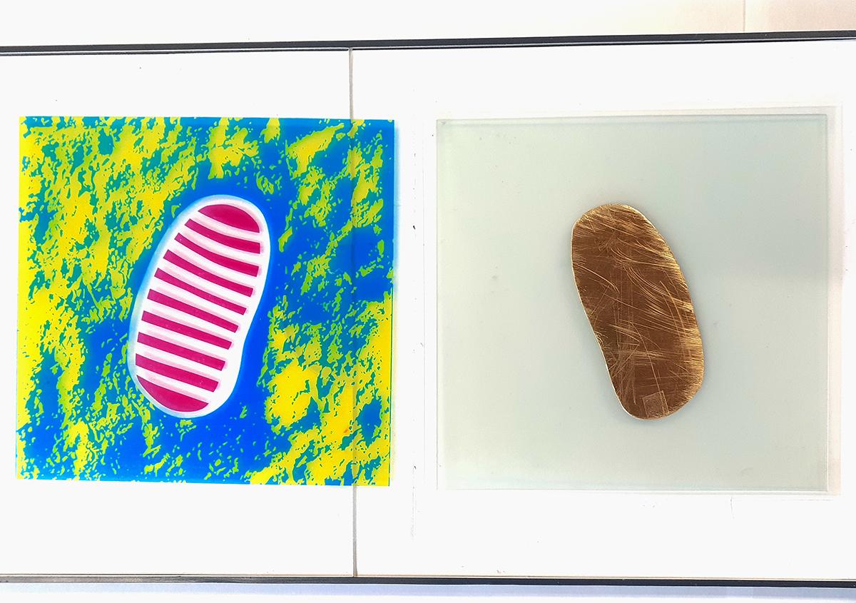 (写真3) | 足跡10 - (株)和光 | 活版印刷研究所