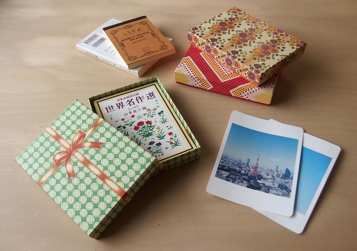 (写真11) | レトロでかわいい「紙ナプキンメモ」 が発売 - 生田信一(ファーインク) | 活版印刷研究所