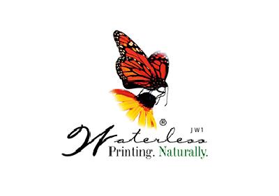 バタフライマーク | 印刷物に貼付できるマーク - 三星インキ株式会社 | 活版印刷研究所