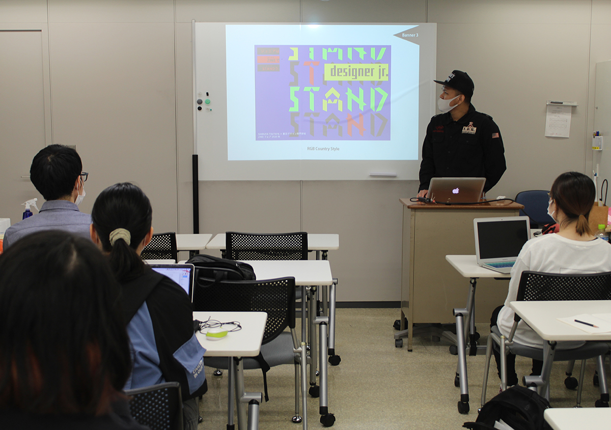 (写真8) | SHIBUYA TSUTAYAと東京デザイン専門学校がコラボしたZINEフェア - 生田信一(ファーインク) | 活版印刷研究所