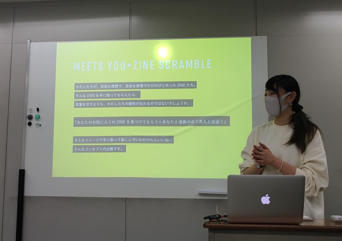 (写真9) | SHIBUYA TSUTAYAと東京デザイン専門学校がコラボしたZINEフェア - 生田信一(ファーインク) | 活版印刷研究所