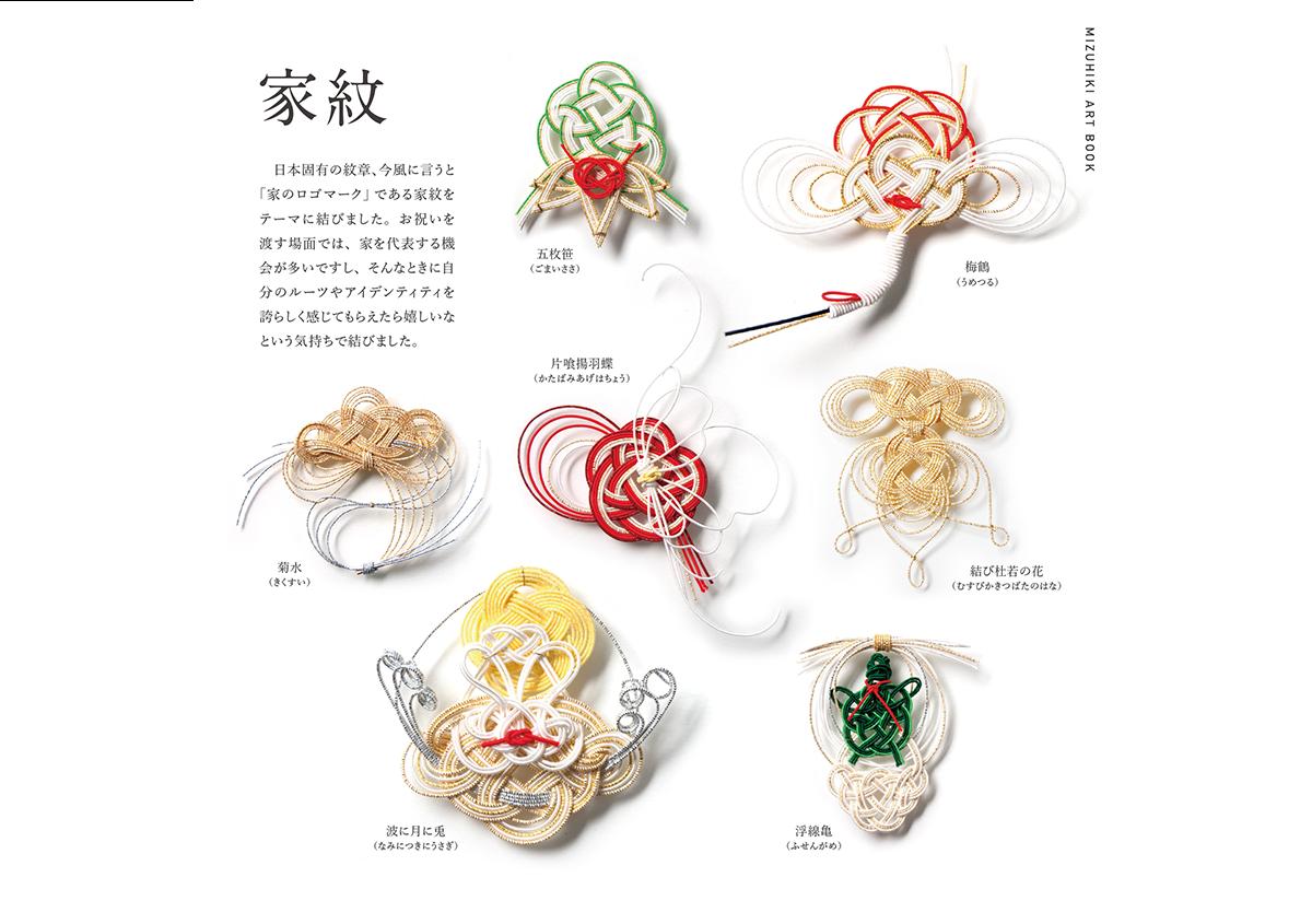 (写真3) | ZINE『MIZUHIKI ART BOOK』を手作り製本しました - 生田信一(ファーインク) | 活版印刷研究所