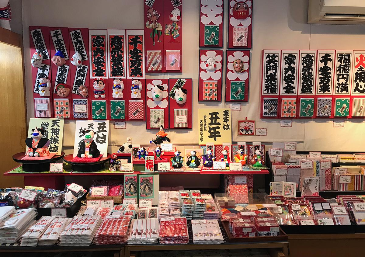 (写真2) | 江戸千代紙のお店「いせ辰」に行ってきました  - 生田信一(ファーインク) | 活版印刷研究所