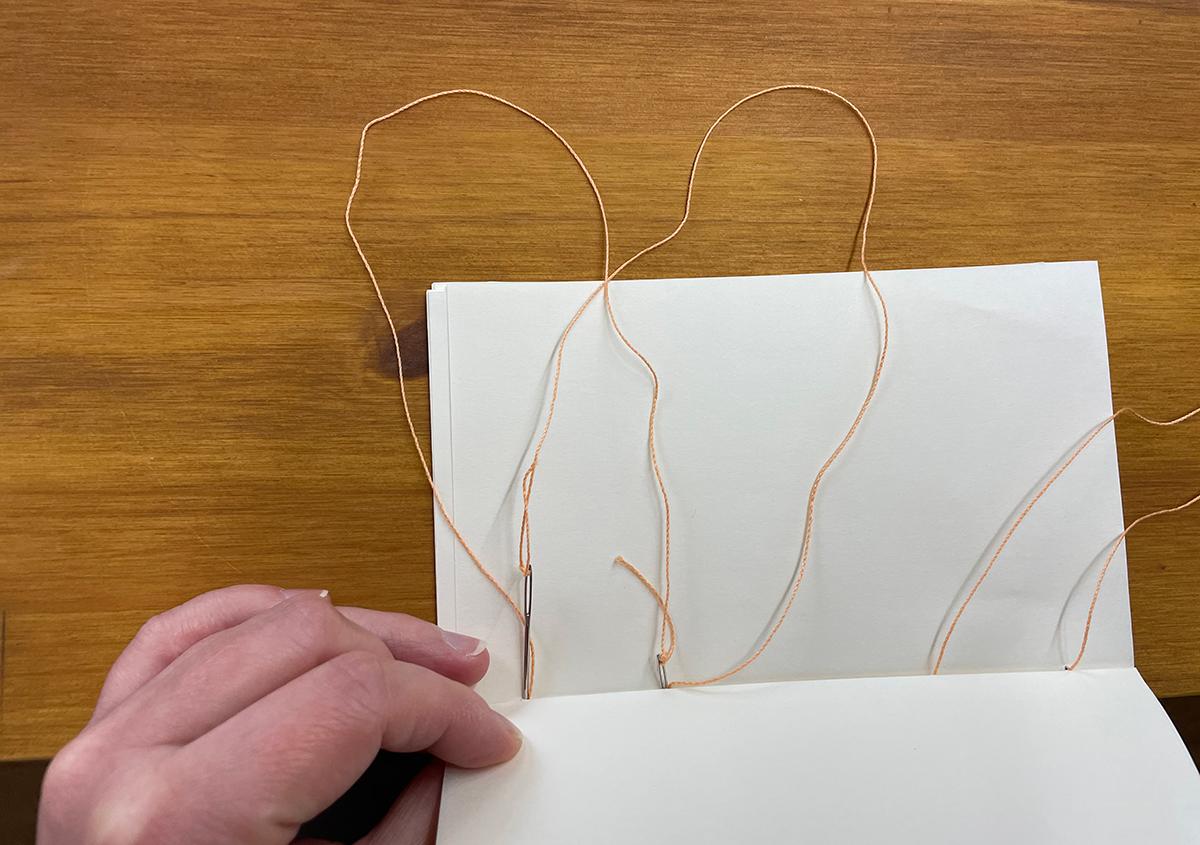 (写真2) | これも綴葉装、あれも綴葉装、たぶん綴葉装、きっと綴葉装。 - 京都大学図書館資料保存ワークショップ | 活版印刷研究所