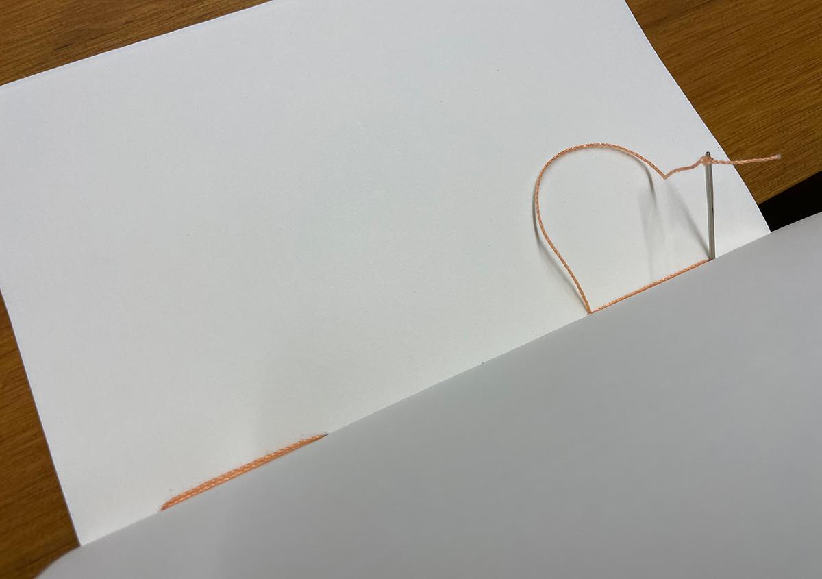 (写真6) | これも綴葉装、あれも綴葉装、たぶん綴葉装、きっと綴葉装。 - 京都大学図書館資料保存ワークショップ | 活版印刷研究所