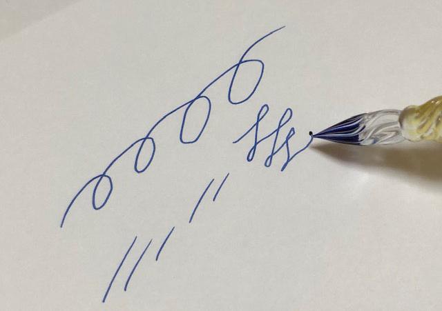 (写真16) | ガラスペンの楽しみ─HASE硝子工房を訪ねる - 生田信一(ファーインク) | 活版印刷研究所