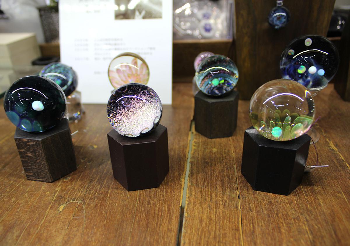 (写真3) | ガラスペンの楽しみ─HASE硝子工房を訪ねる - 生田信一(ファーインク) | 活版印刷研究所