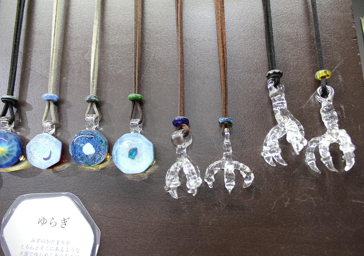 (写真5) | ガラスペンの楽しみ─HASE硝子工房を訪ねる - 生田信一(ファーインク) | 活版印刷研究所