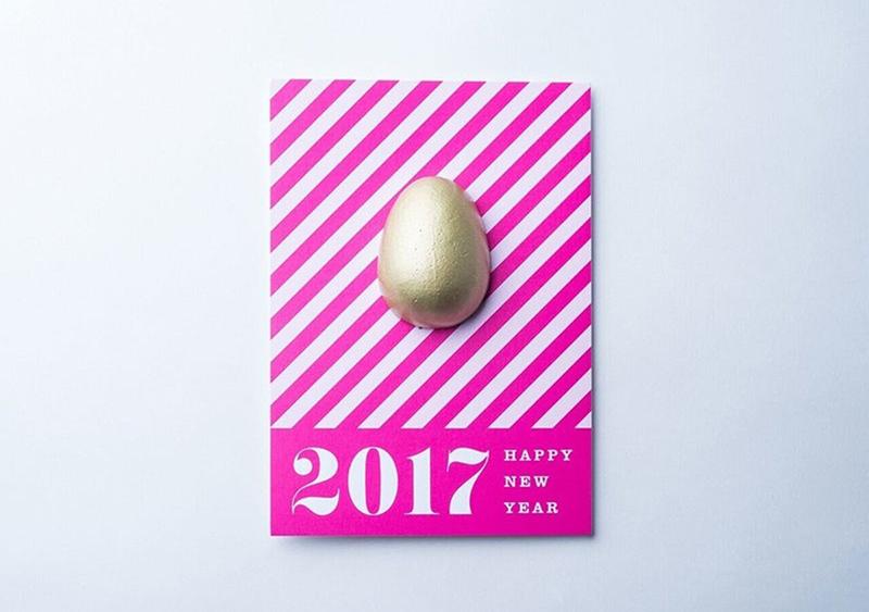 (写真35) | NECKTIE design office 千星健夫さんが作るクリエイティブな年賀状(前編) - 生田信一(ファーインク) | 活版印刷研究所