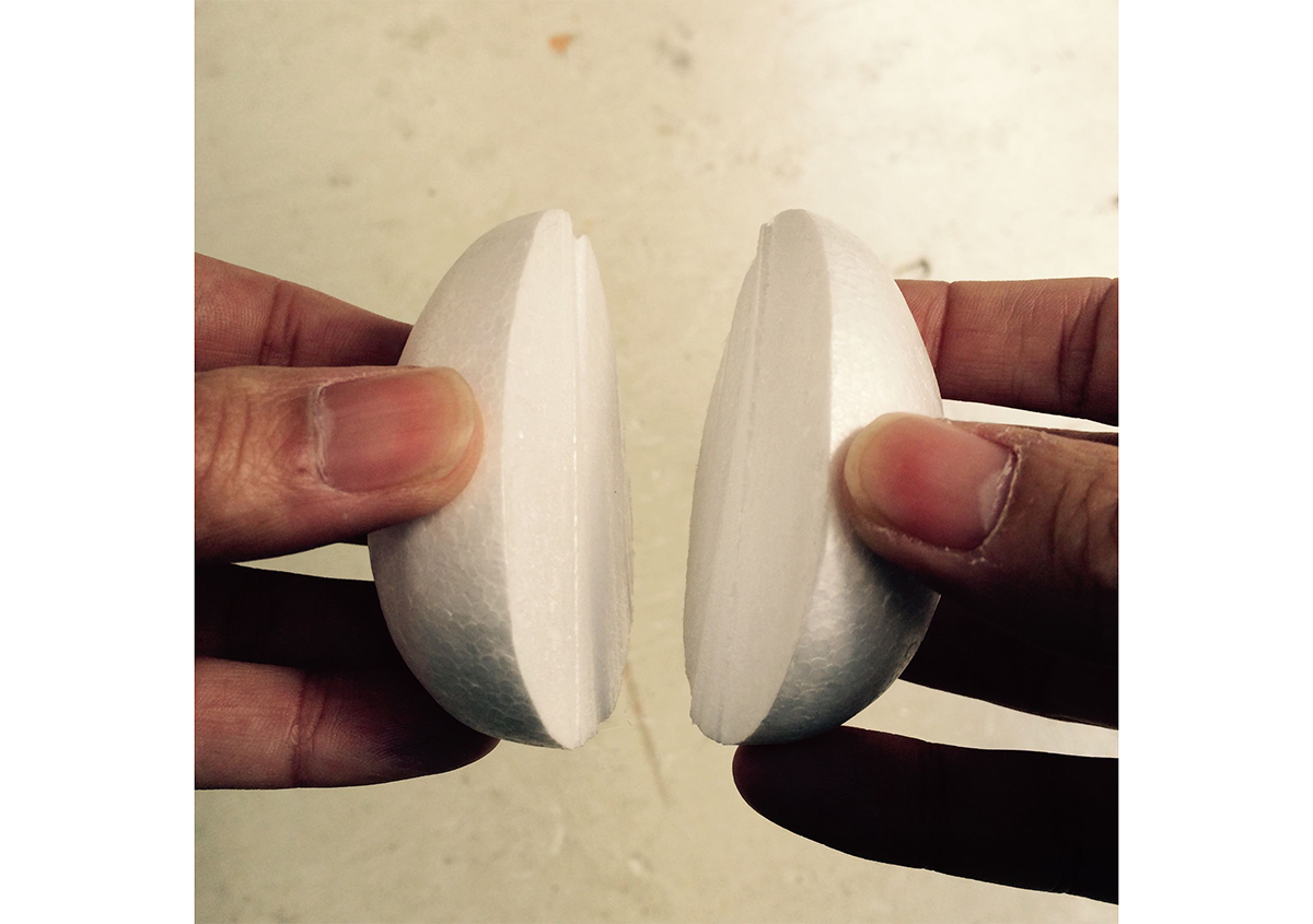 (写真38) | NECKTIE design office 千星健夫さんが作るクリエイティブな年賀状(前編) - 生田信一(ファーインク) | 活版印刷研究所