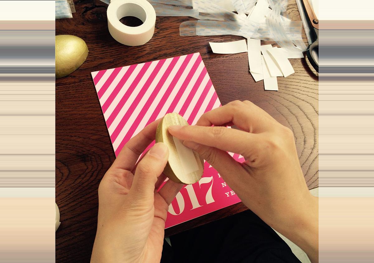 (写真48) | NECKTIE design office 千星健夫さんが作るクリエイティブな年賀状(前編) - 生田信一(ファーインク) | 活版印刷研究所