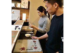 (写真5) | 楽しい体験と魅力ある和紙が心に残る 紙TO和 - 白須美紀 | 活版印刷研究所