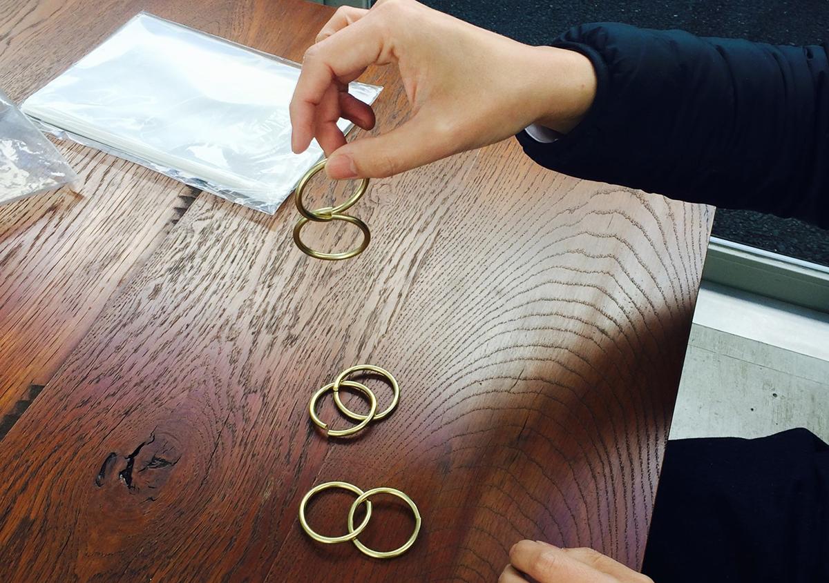 (写真24)   NECKTIE design office 千星健夫さんが作るクリエイティブな年賀状(中編) - 生田信一(ファーインク)   活版印刷研究所