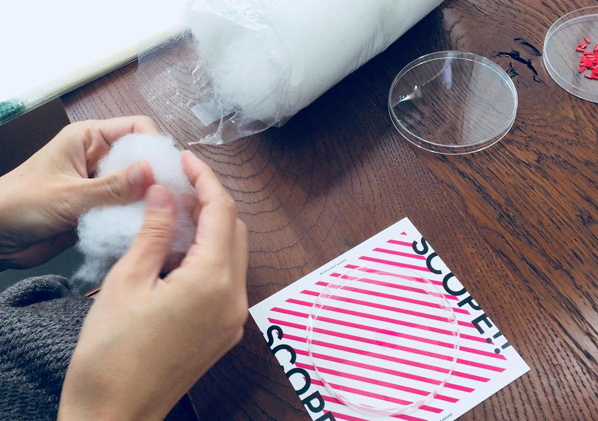 (写真40)   NECKTIE design office 千星健夫さんが作るクリエイティブな年賀状(中編) - 生田信一(ファーインク)   活版印刷研究所
