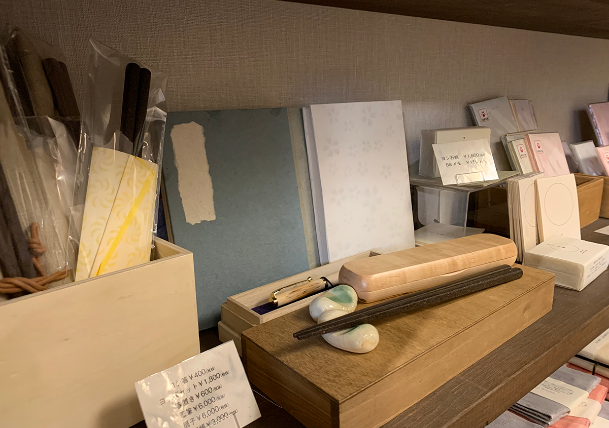 (写真4) | 淀川の保全から生まれたヨシの紙に導かれて アトリエMay - 白須美紀 | 活版印刷研究所