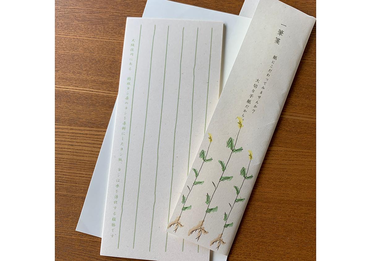 (写真6) | 淀川の保全から生まれたヨシの紙に導かれて アトリエMay - 白須美紀 | 活版印刷研究所