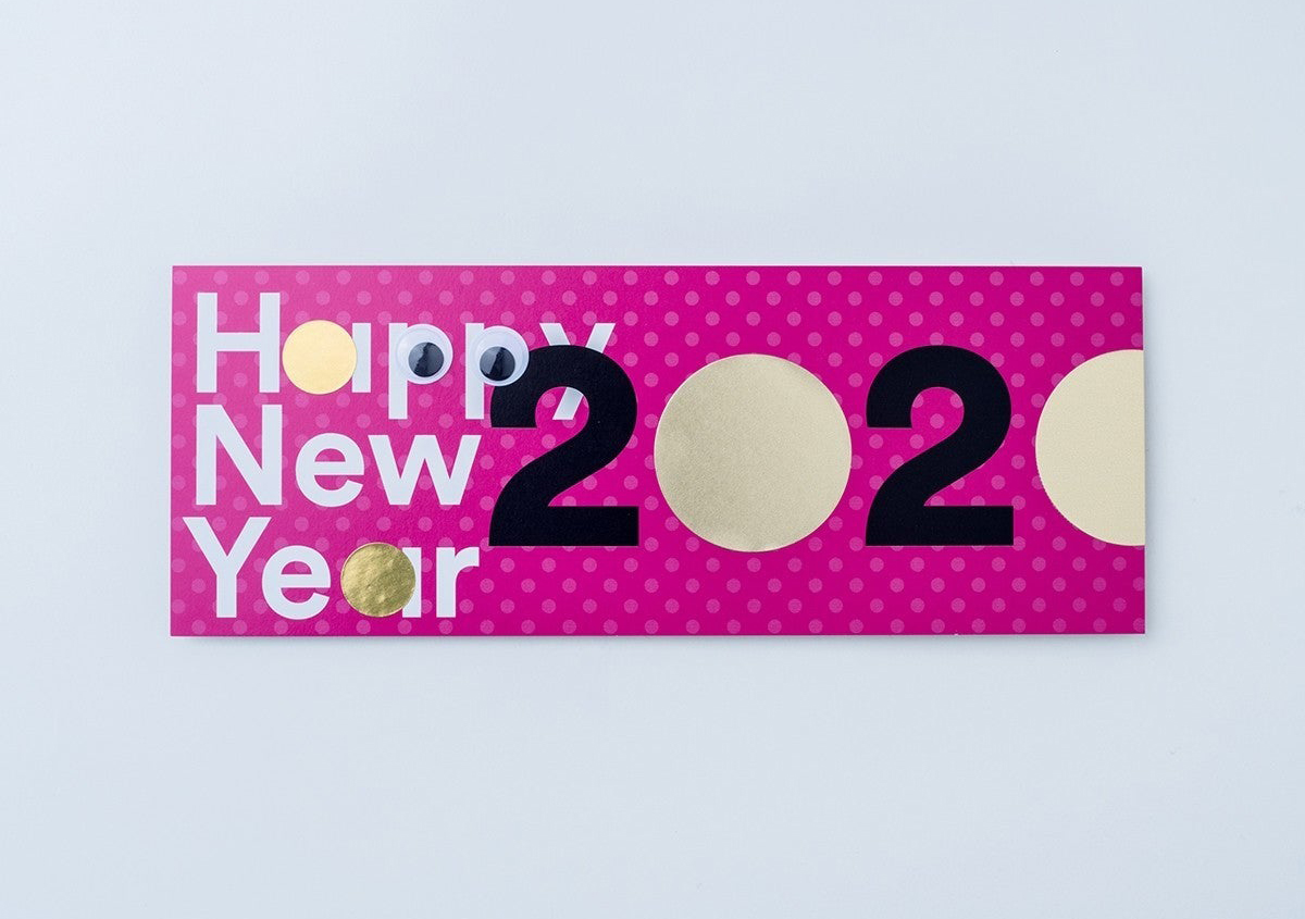 (写真16) | NECKTIE design office 千星健夫さんが作るクリエイティブな年賀状(後編) - 生田信一(ファーインク) | 活版印刷研究所