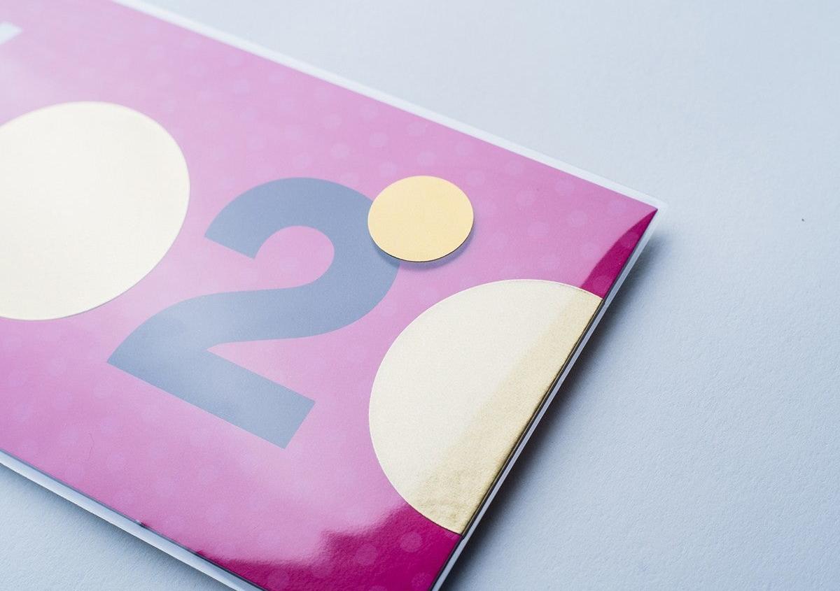 (写真17) | NECKTIE design office 千星健夫さんが作るクリエイティブな年賀状(後編) - 生田信一(ファーインク) | 活版印刷研究所
