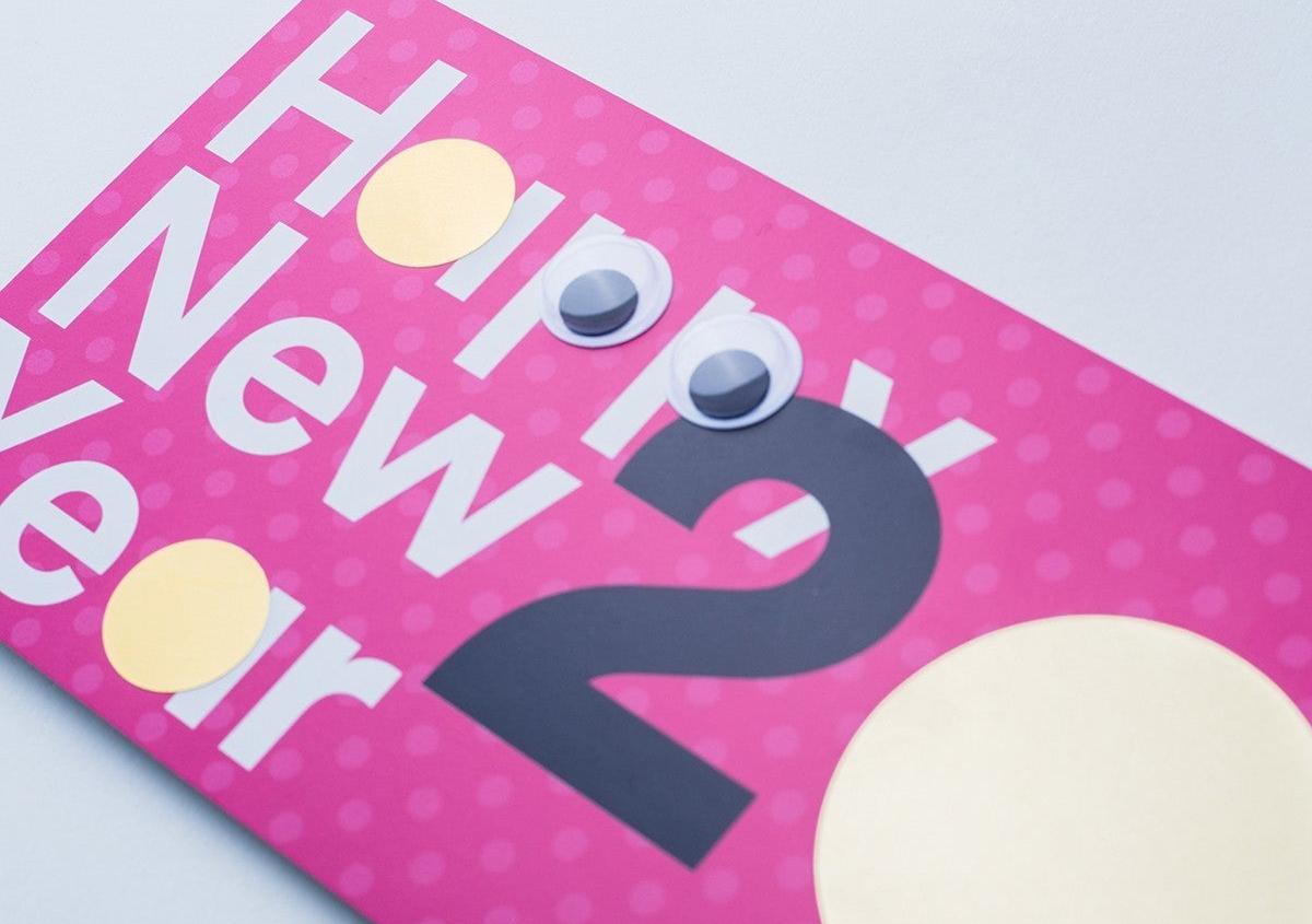 (写真18) | NECKTIE design office 千星健夫さんが作るクリエイティブな年賀状(後編) - 生田信一(ファーインク) | 活版印刷研究所